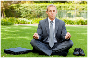 money managers are using meditation to increase their success and income
