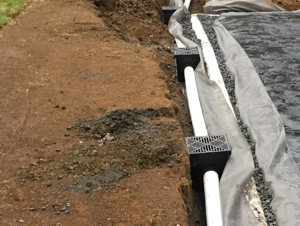 new-drainage-system
