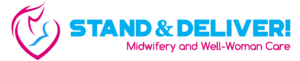 Stand & Deliver Midwifery Logo