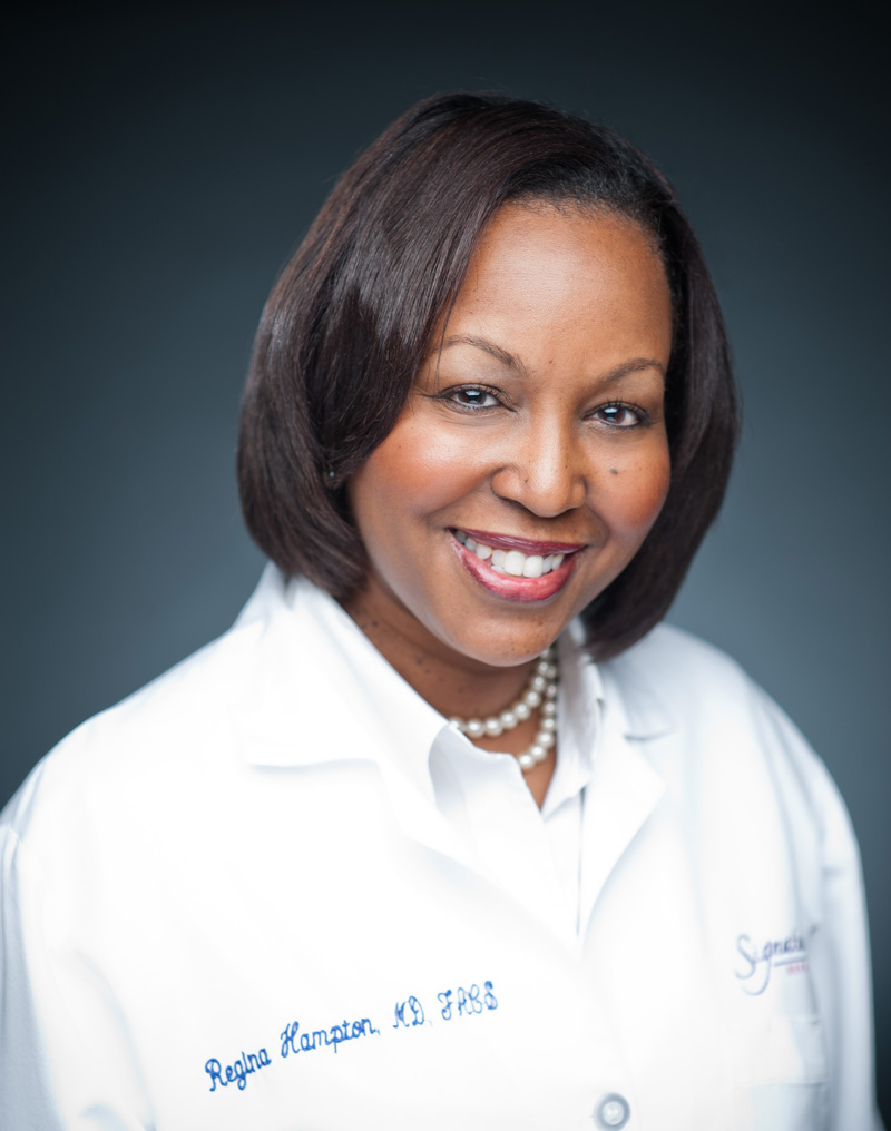 Regina Hampton, MD, FACS