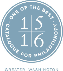Catalogue for Philanthropy - Greater Washington - One of the Best 2015-2016