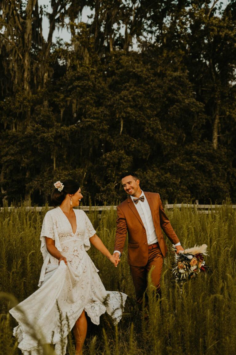 Florida Boho Wedding