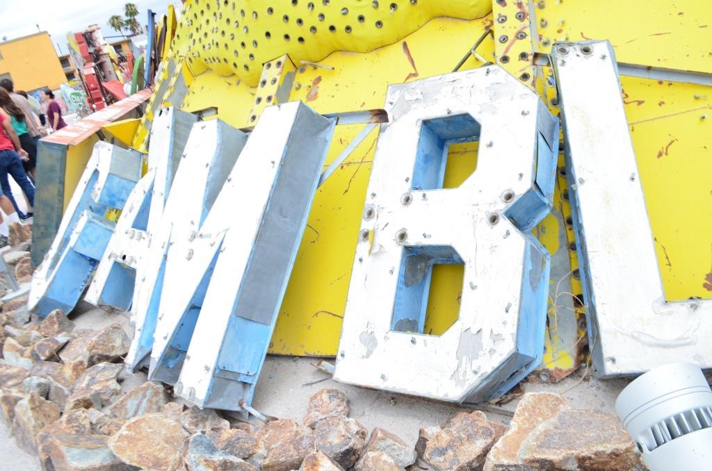 The Neon Museum Boneyard