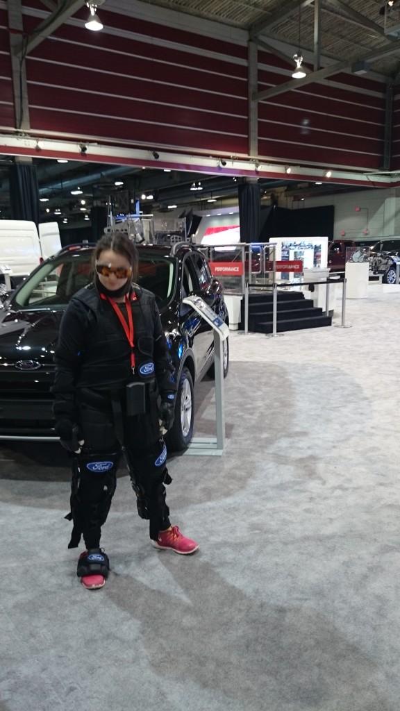 Ford's Vehicle Ergonomics & Design