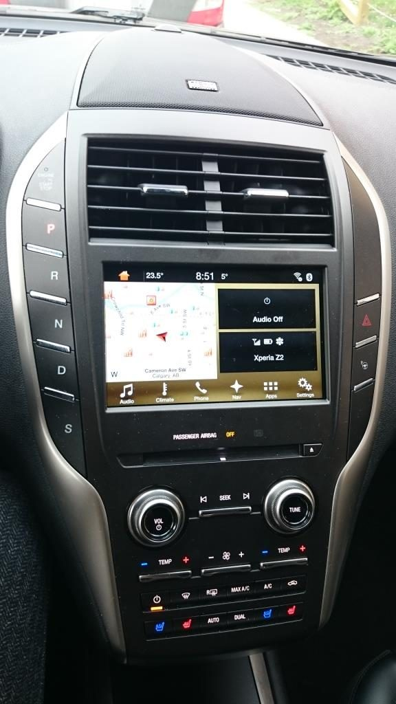 Lincoln MKC auto review for families