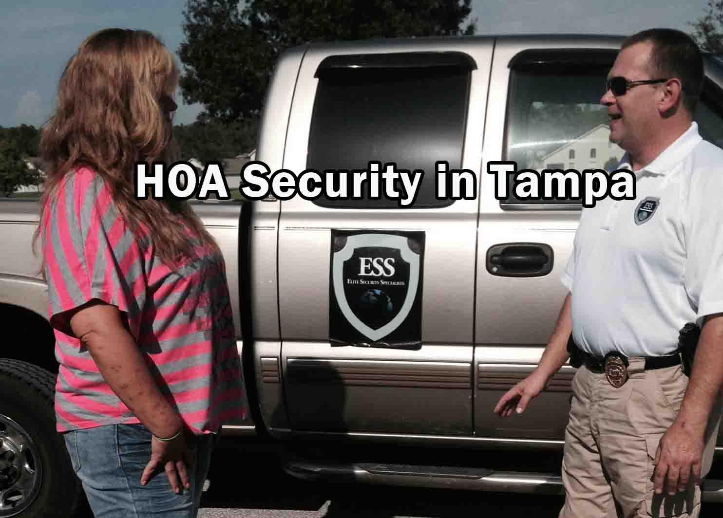HOA Security Tampa
