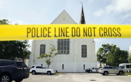 Charleston Church Shooting