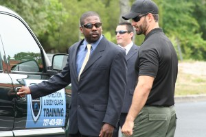 Executive protection or bodyguard? - Training makes the difference