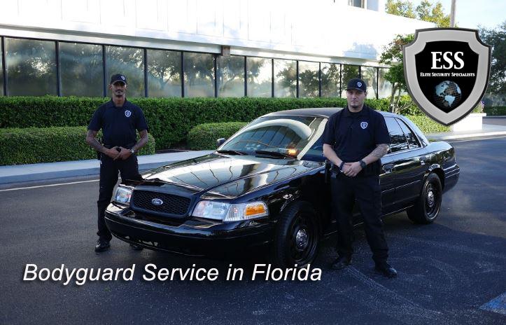 bodyguard service in florida