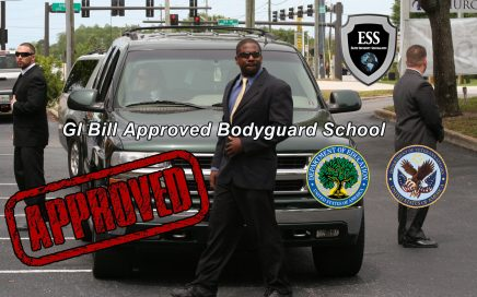 GI Bill Approved Bodyguard School