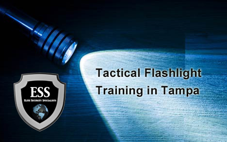 Tactical Flashlight Training in Tampa May 14