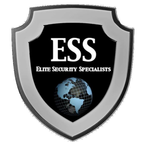 Florida D Security License Training August 28-31 ESS Logo