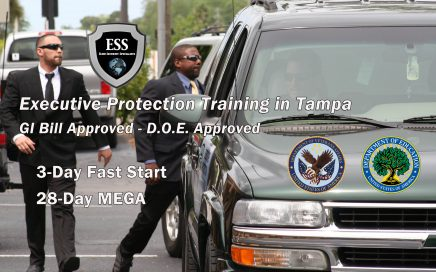 GI Bill Approved Executive Protection School in Florida