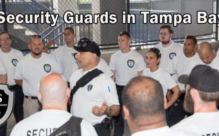 Security Guards in Tampa Bay Florida