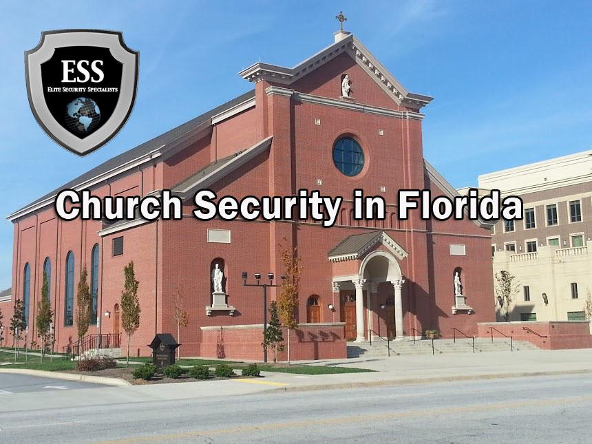 Church Secuirty in Florida - ESS