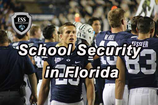 School Security in Tampa Florida - Football Games