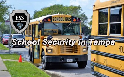 School Security in Tampa Florida - Protect Your Students