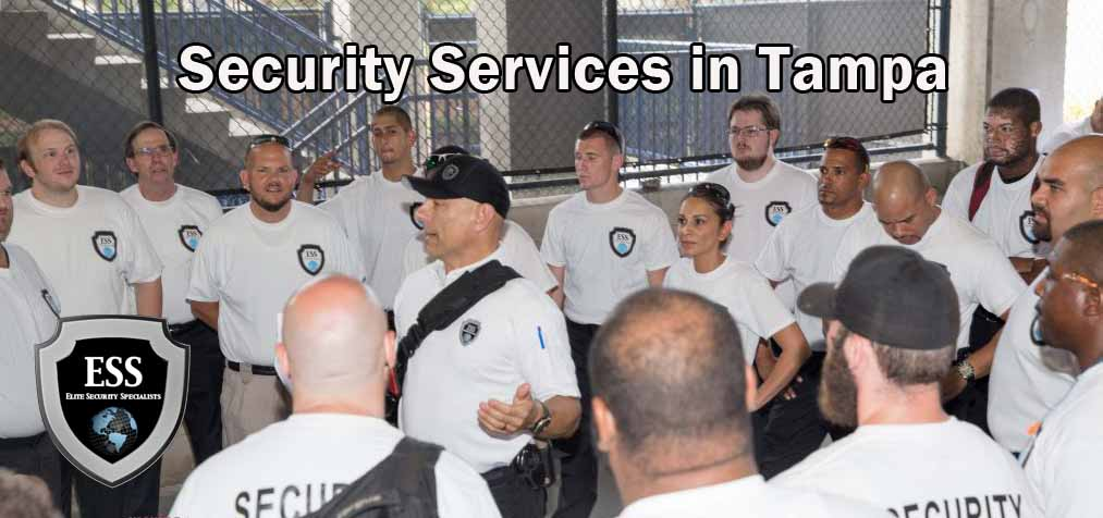 Security Services in Tampa Florida