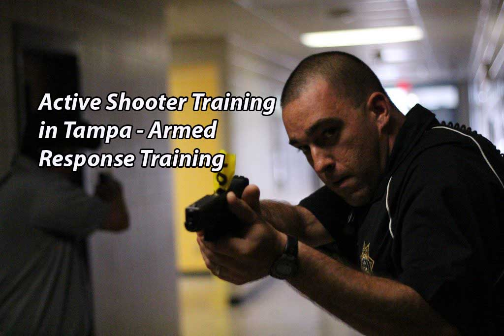 Active Shooter Training Tampa - Armed Response Training