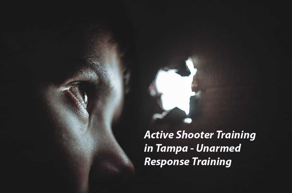 Active Shooter Training Tampa - Unarmed Response Training