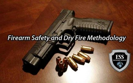 Firearm Safety and Dry Fire Methodology