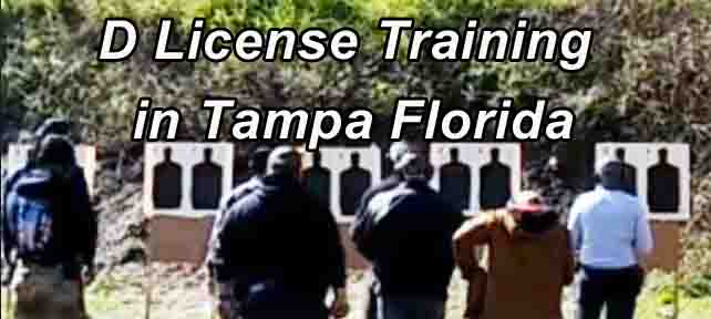 Armed Security Officer G License Training In Tampa At Ess
