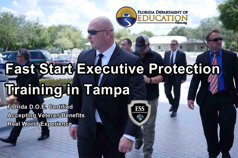 bodyguard training - Florida