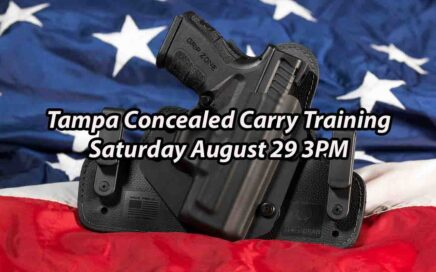 Tampa Concealed Carry Training