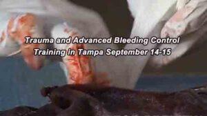 Trauma and Advanced Bleeding Control 1