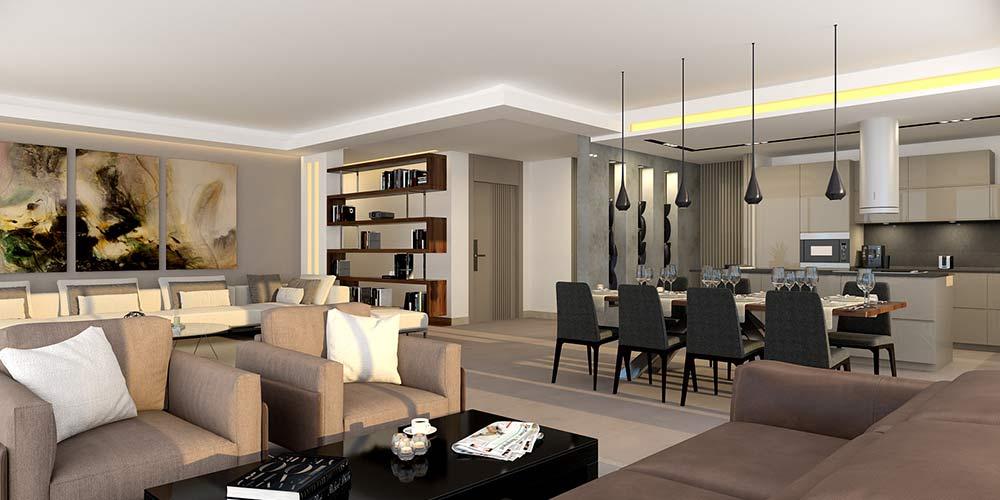 what is moderne interior design blog article