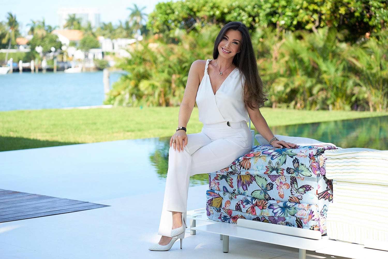 Rita Chraibi, Founder of International Designers
