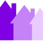 row-of-purple-houses public domain cropped