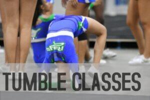 Tumble/Jump/Flex. Classes