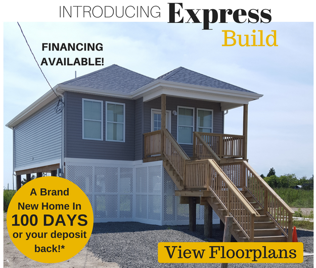 Introducing Express Build
