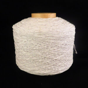 A roll of elastic string