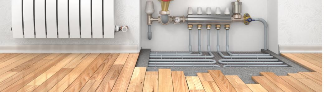 Hardwood Floor Heating System