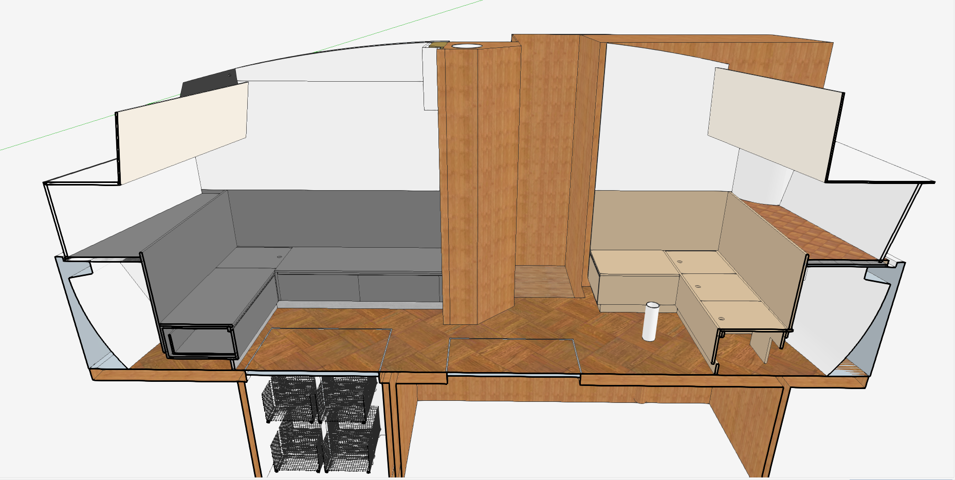 Lower Floor Joinery_Scene 3.3