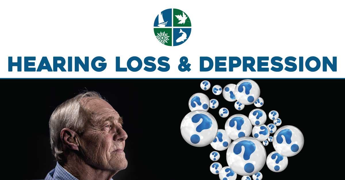 hearing loss depression