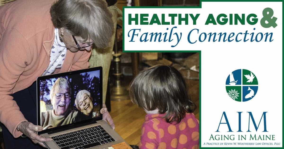 Healthy Aging and Family connection