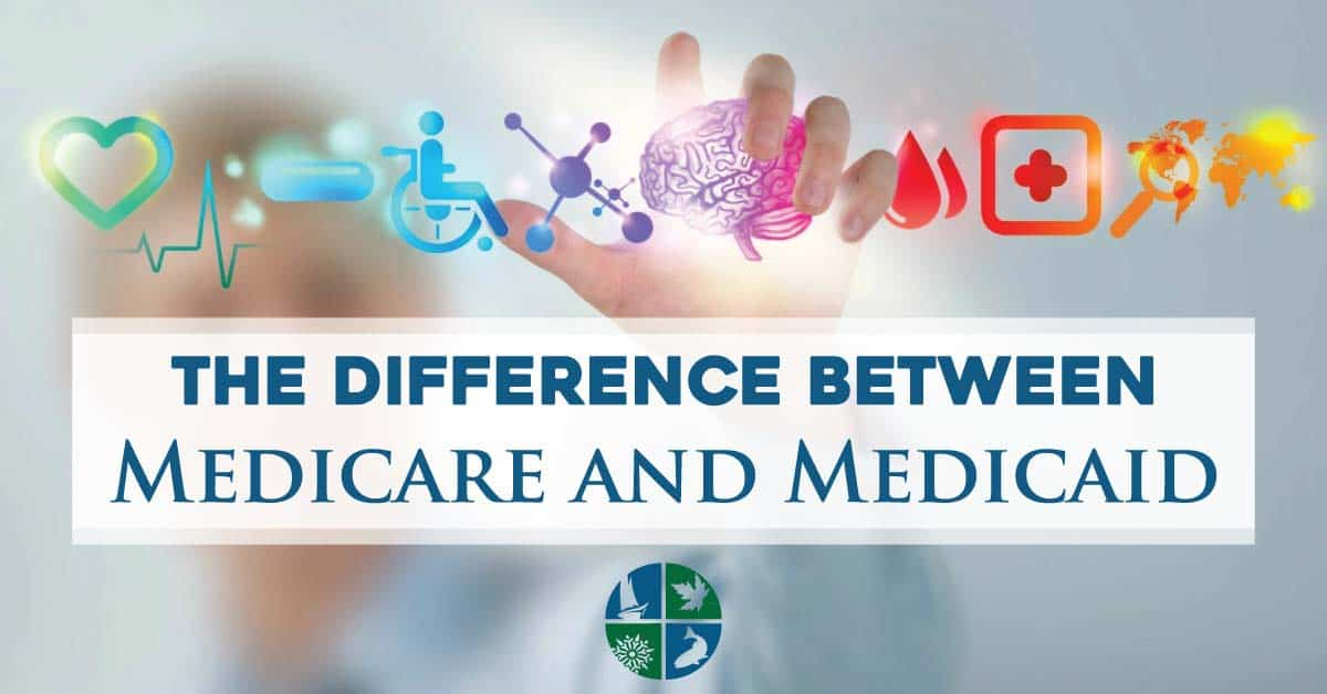 The Difference Between Medicare and Medicaid