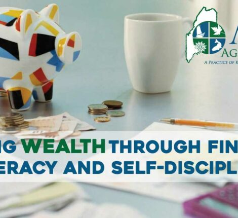 Building Wealth Through Financial Literacy and Self-Discipline