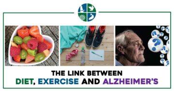 diet, exercise Alzheimers