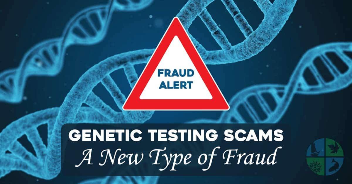 genetic testing scam