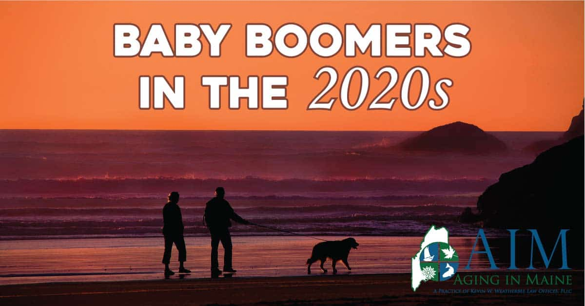Baby Boomers in the 2020s | Aging in Maine