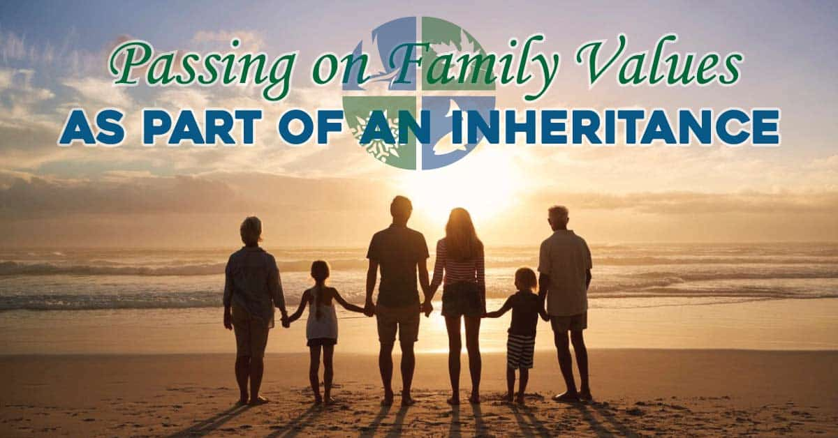 family values inheritance
