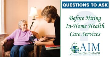 questions to ask home health care