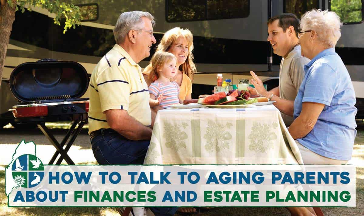 talk to aging parents