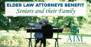 Elder Law Attorney and seniors