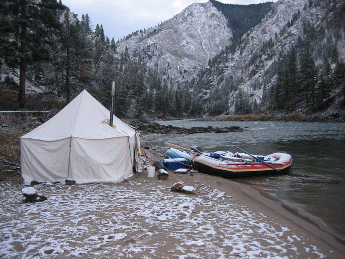 Chilly Camp