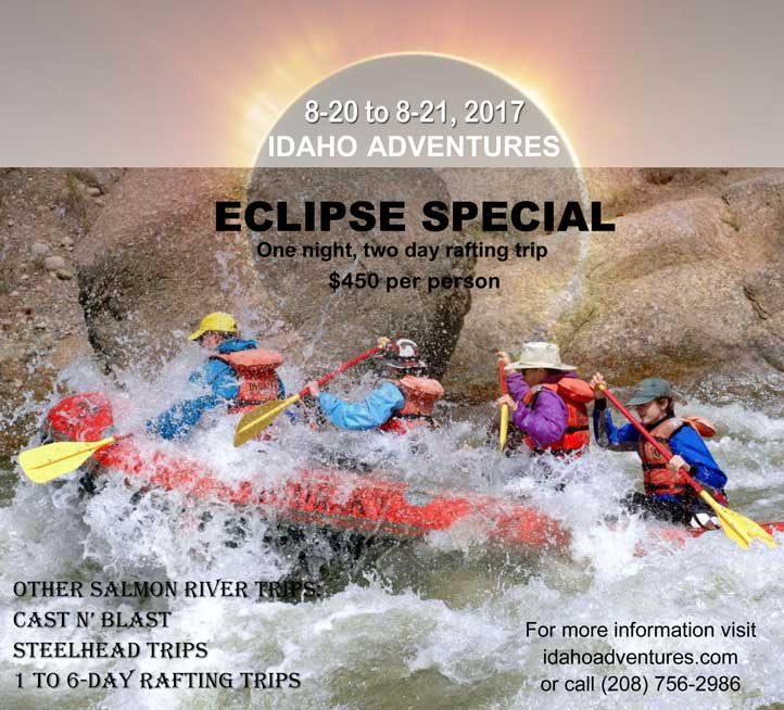 River Rafting Eclipse Special